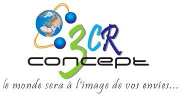 logo 3cr concept
